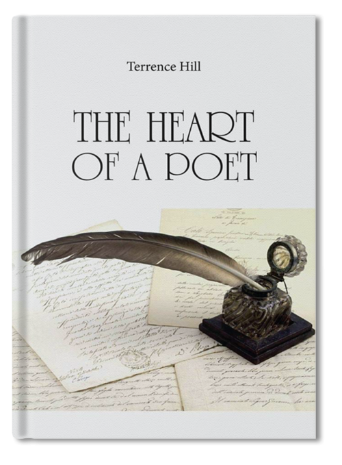 the heart of a poet mockup cover